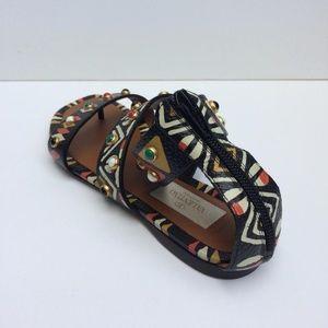 Valentino Shoes - Valentino Garavani New Studded Leather Sandals